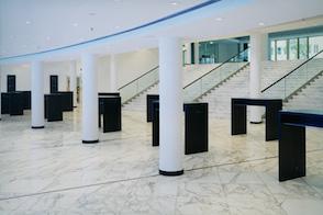 Peter Schmidt Staatsoper Foyer